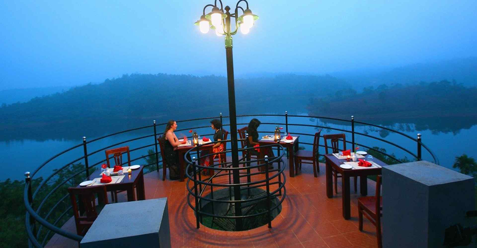 Honeymoon resorts in Wayanad